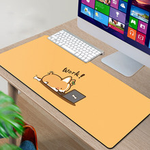 Nette Maus Pad Comtuper Schreibtisch Matte Große XXL Mousepad Kawaii Gaming Accessoroes Laptop Gamer Tastatur MacBook Wasserdichte Maus Matte