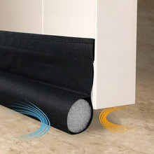 Adhesive-Tape Bottom-Seal-Stopper Dust-Blocker Door Wind Guard Soundproof New Gap-Sealer-Protector
