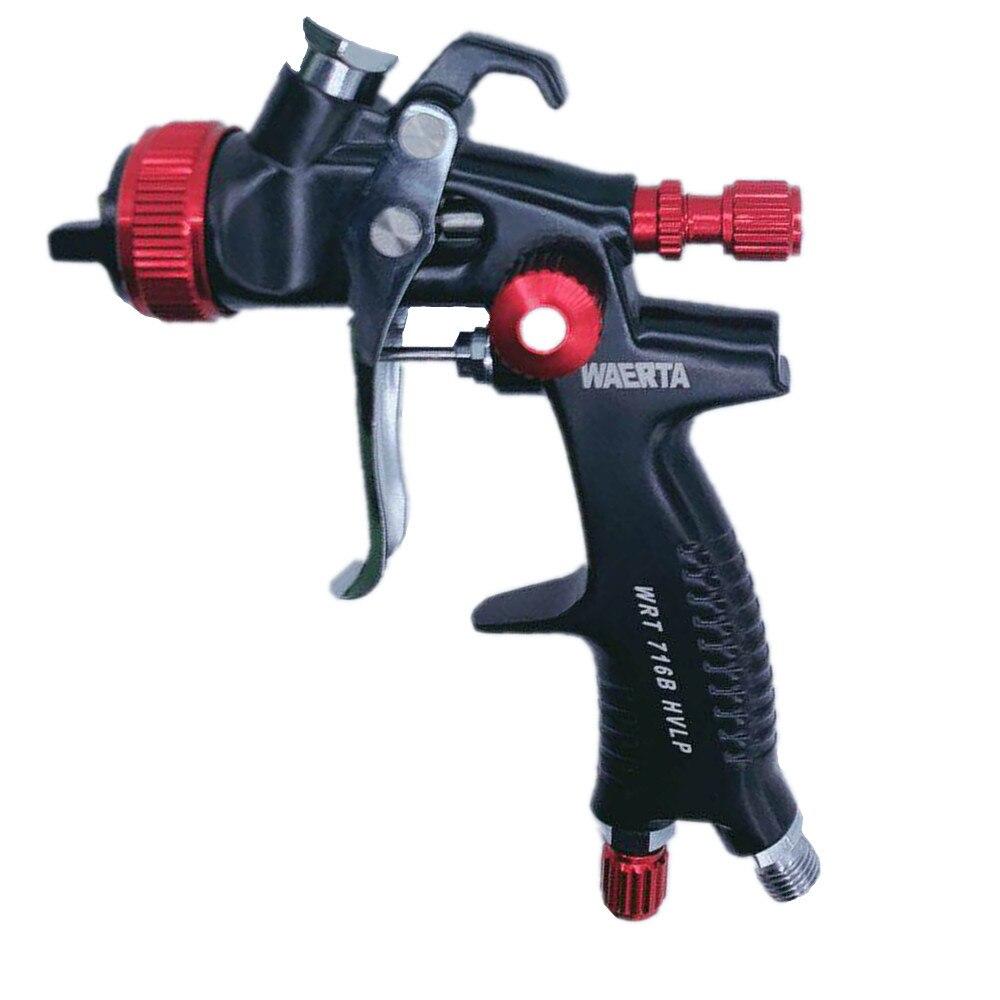 WAERTA 716 1.3mm Nozzle Professionele Spuitpistool Spuit Verf Air Mini Spuitpistool voor Schilderen Cars Aerograph Tool