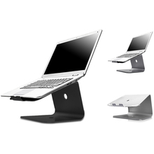 Aluminum Tablet Laptop Stand Notebook Holder for  Air Pro Notebook Support Cooling Pad Mount for HP Dell
