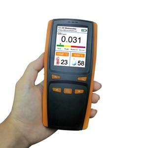 Multifunctional Intelligent O3 Ozone Meter Portable Mini Ozone Analyzer Gas Detector Sensor Air Quality Pollution Monitor