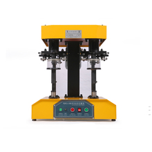 Automatic Double-head Sealing Machine Cans Capping Machine Capping Machine Beer Cans Commercial Automatic Sealing Machine 98mm professional intelligent fully automatic cup sealing machine capper capping machine seamer packing machine with paper cups