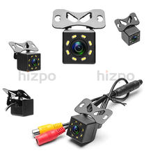 Caméra d'aide au stationnement ou moniteur de stationnement pour voiture, étanche, fil CCD, caméra de vue arrière pour android/wince, lecteur dvd