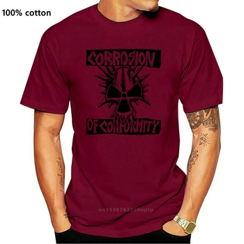 New Corrosion of Conformity Reed Mullin Rock Punk Men Woman T-Shirt S-3XL 2018 New Arrival Men T Shirt New Kawaii image