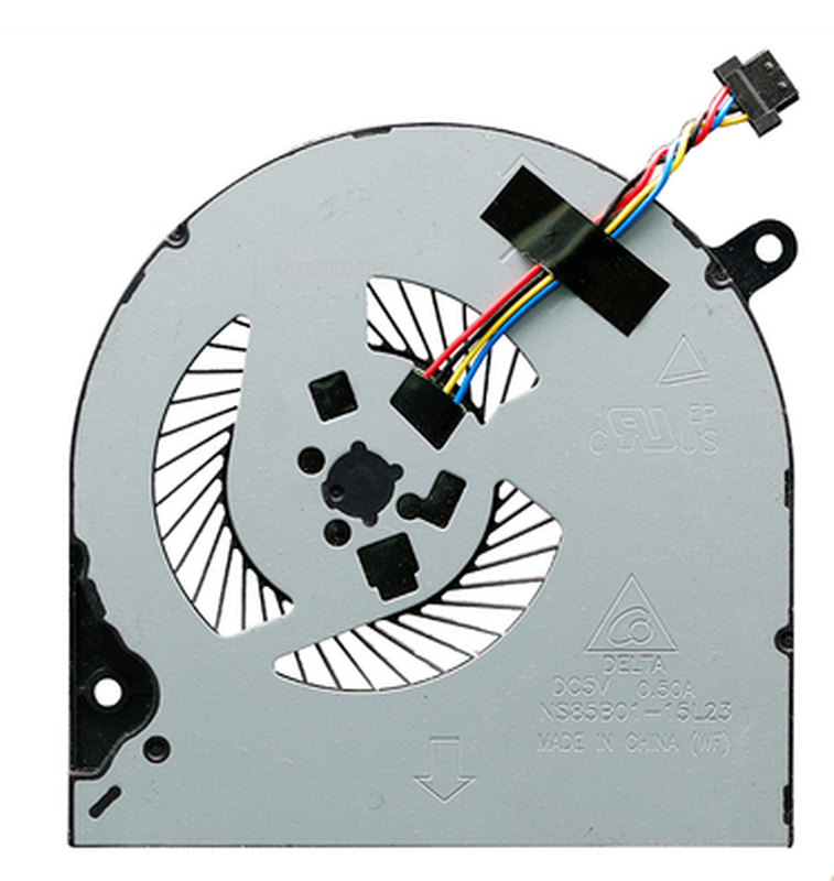 For Original DC005V 0.50A NS85B01-15L23 For Laptop CPU Cooling Fan
