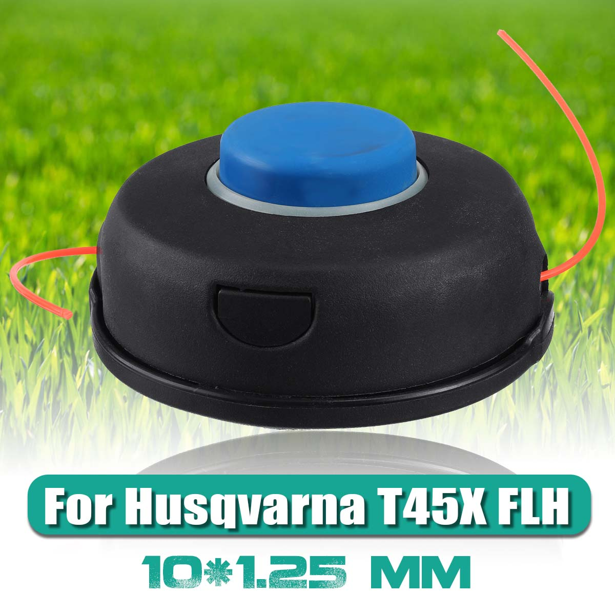 Replacement Trimmer Head For Husqvarna T45X FLH 10*1.25 Mm
