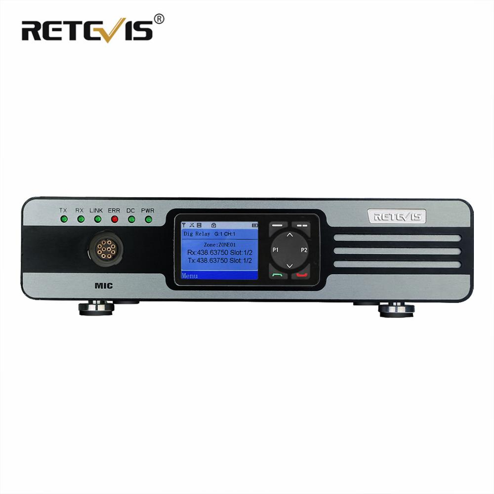 Repeater-Based Retevis DMR SFR Communication-Solution Portable TDMA RT74 Single-Frequency-Repeater