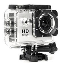 480 オートバイダッシュアクションビデオカメラオートバイ Dvr フル Hd 30 メートル防水、シルバー