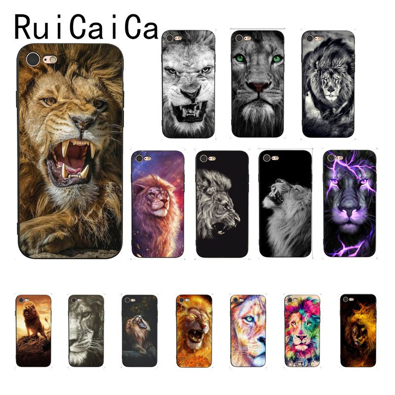 cover lion iphone
