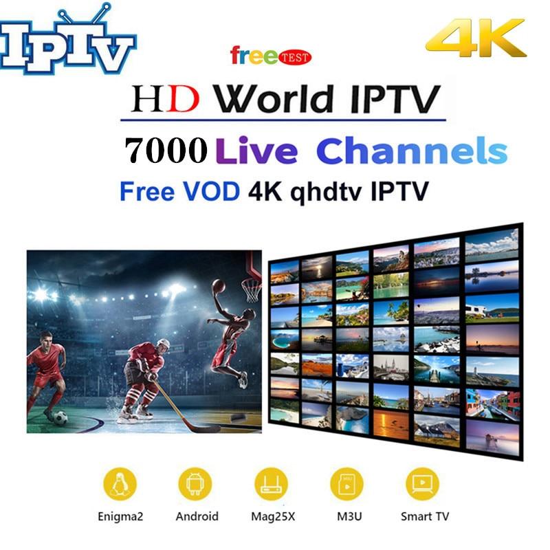 Best IPTV Arabic F Spain USA Sports Adult 18+ Movies 5000+ Live 10000+ VOD Android APK MAGs Smart TV Subscription IPTV M3U