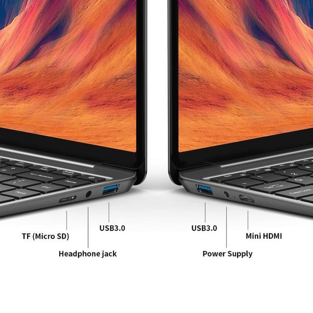"Newest Laptop Teclast F7S 14.1"" 1920x1080 IPS Notebook 8GB RAM 128GB ROM Laptops Windows 10 Intel Apollo Lake Dual Wifi Computer"