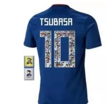 Maillot de Football olive Atom, mode japonaise, t-shirt de Football, Captain Tsubasa, 2018, 202
