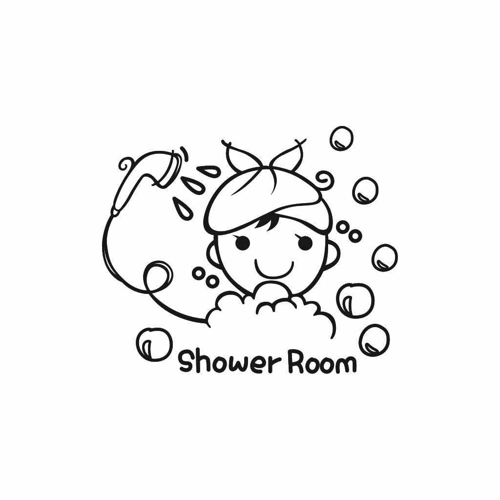 샤워 룸 방수 3D DIY 벽 스티커 이동식 욕실 유리 도어 스티커 아트 비닐 벽화 세탁 방 장식 월페이퍼