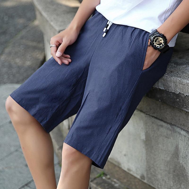 New Summer Casual Shorts Men Fashion Style Man Shorts Bermuda Beach Shorts Breathable Mens Boardshorts Men Sweatpants XS-5XL 3