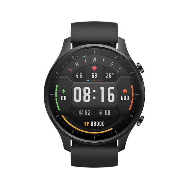 Original Xiaomi Smart Watch Color NFC 1.39'' AMOLED GPS Fitness Tracker 5ATM Waterproof Sport Heart Rate Monitor Mi Watch Color 5
