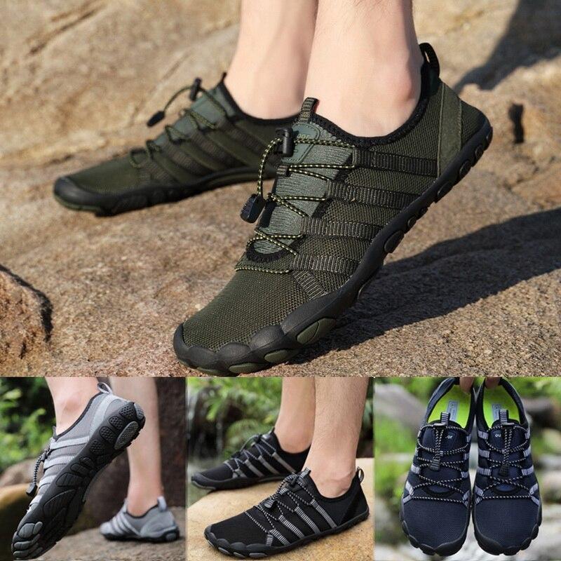 Кроссовки унисекс для плавания, быстросохнущие, водонепроницаемые, для детей, zapatos de mujer, Пляжная мужская обувь, размеры 39-47, 2020