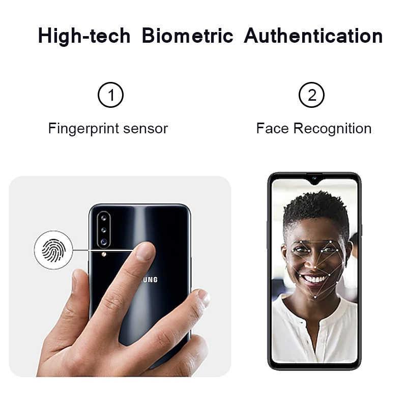 "Samsung Galaxy A20s téléphone portable 6.5 ""OctaCore 4GB 64GB Triple caméra arrière 4,000mAh charge rapide 4G Android 9.0 Smartphones"