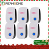 6 4 2 pcs Blue Light Ultrasonic Pest Repeller Pest Reject Control Repellent Anti Mouse Cockroach Mosquito Insect USA Dropship