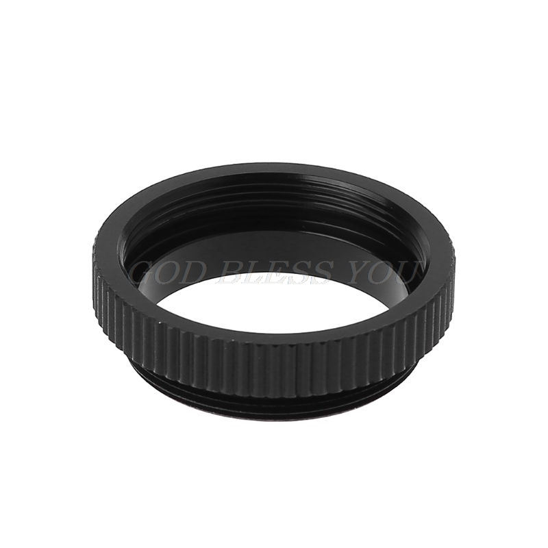 5MM Metal C to CS Mount Lens Adapter Converter Ring Extension Tube for CCTV Security Camera Accessories Drop Shipping