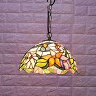 Stained Glass Pendan...