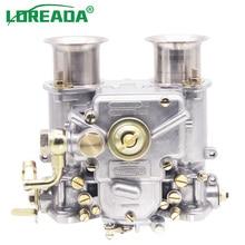 40MM New Carburetor 40 DCOE 40DCOE  Weber Carb Assy For Twin Choke 4, 6Cyl 1975 1992 All VW V8 Engines 199550.174 Alfa Romeo BMW