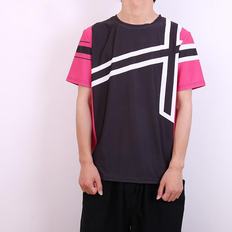 Anime Masked Rider Kamen Rider ZI-O Build DECADE Cosplay T-shirt Fashion Pullovers Short Sleeve Tee Tops Casual Summer Unisex