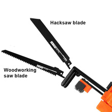 Cutter Electric-Drill Hand-Tools Wood Saw-Adapter Reciprocating Modified Metal D1