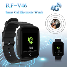 Kids GPS Watch Phone-Bracelet Gps-Tracker Smart RF-V46 SOS LTE 4G Wristband Digital