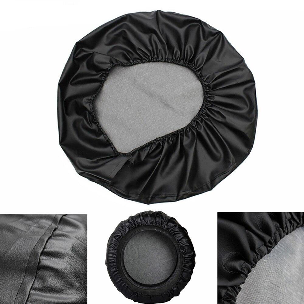 """Image 2 - 14 """"15"""" дюймов (диаметр шин 24 """" 29"""") сверхпрочный ПВХ кожаный запасной чехол для шин защитный чехол для Suzuki Jimny-in Принадлежности для шин from Автомобили и мотоциклы"""
