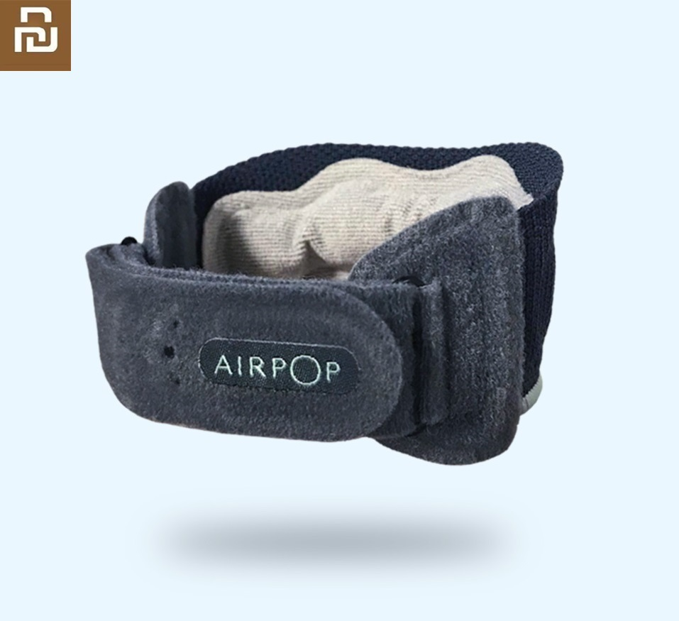 Youpin AIRPOP Sport Knee Pads Men Women Enhanced Pressurization Breathable Stable Support Two-way Adjustment Tibia Band