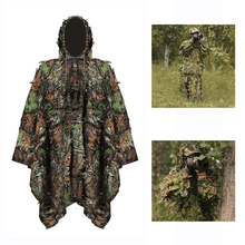 Camouflage Hunting Clothes Airsoft Sniper Clothing Ghillie Suit Army Tactical Uniform Men Jungle Woodland Military Combat Suit lemochic forest ghillie sniper camouflage clothes tactical military suit combat hunting uniform multicam special forces clothing