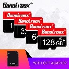Adapter Flash-Cards Micro-Sd-Memory-Card 128GB Class10 16GB Gift 4GB 32GB 64GB