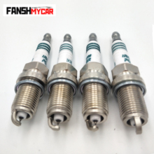 4pcs/lot iridium power spark plugs For Toyota Nis san Hon da IK16 5303