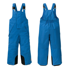 Dollplus pantalones de esquí en nieve para niños, cálidos, para exterior, para snowboard, impermeables, transpirables, para invierno, 2020