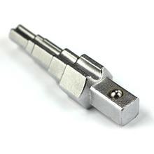 Ручной инструмент прочные товары для дома храповая ручка 10-21 мм гаечный ключ радиатора полезный ступенчатый для соски из углеродистой стали практичный