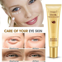 Snail Anti Wrinkle and Eye Bag Hyaluronic Acid Cream Remove Dark Circles