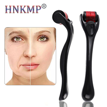 HNKMP 540 Micro Needle Roller Pen Microneedling Needles Length Microniddle Roller Mesoscooter For Face Beauty Skin Care