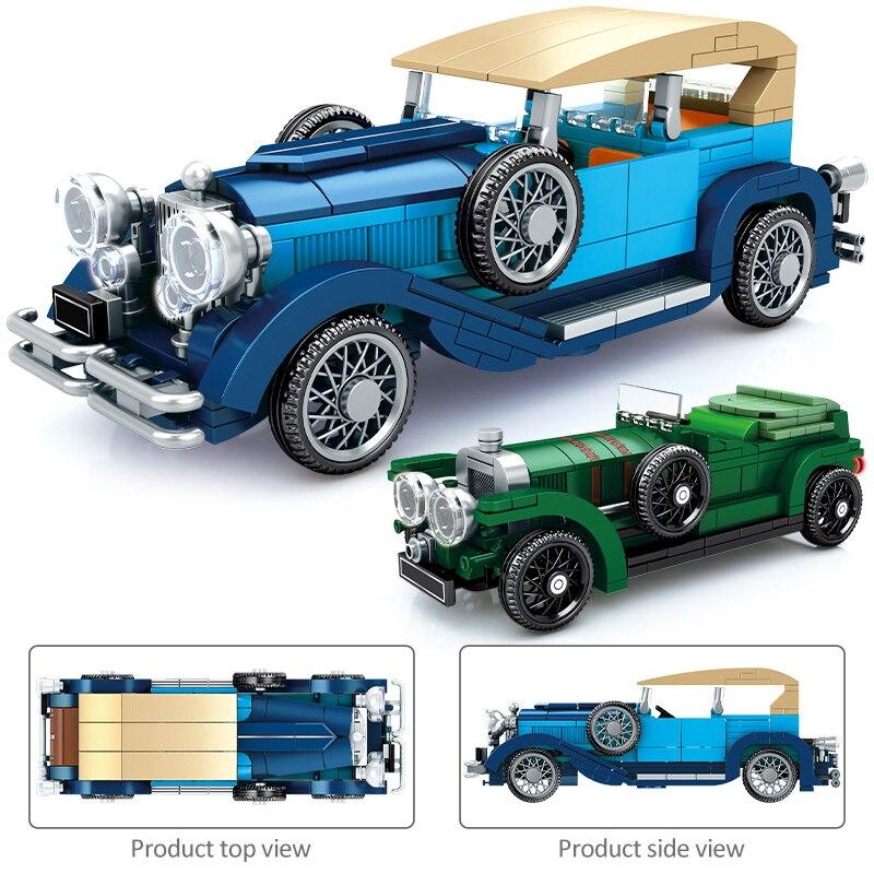 SEMBO City Technical Classic Cars