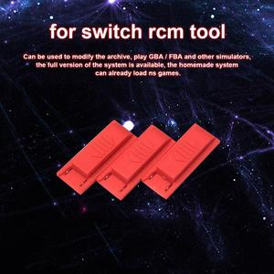 Kuulee Clip for Nintend Switch RCM SX PRO OS Tools RCM Clip Short Connector Short Circuiter Archive Modified Shorting Kits(China)
