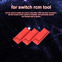 Зажим kuulee для nintendo switch rcm sx pro os tools зажим короткое
