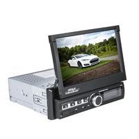 7110S Single DIN Bluetooth Car Stereo MP5 Player AUX USB TF FM Radio Head Unit 7 Inch High Digital 800x480 Touch Screen 2019 new