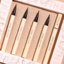 FOCALLURE-crayon à paupières noir, crayon pour les yeux résistant à l'eau et dure 24 heures