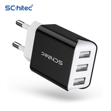 Schitec Quick Charge QC 4.0 3.0 PD Charger 20W QC4.0 QC3.0 USB Type C Fast Charger for iPhone 12 X Xs 8 Xiaomi Phone PD Charger