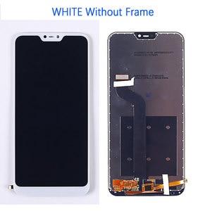 """Image 4 - 5.84 """"remplacement décran pour Xiao mi mi A2 Lite LCD affichage et écran tactile numériseur cadre ensemble dassemblage pour rouge mi 6 Pro"""