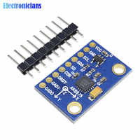AK8975 Three-axis Electronic Accelerometer Gyroscope Compass High Precison Compass Module IIC I2C SPI For arduino 3-5V