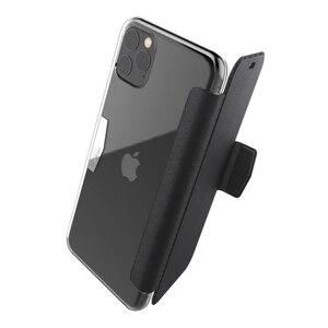 Image 3 - X doria etui flip wallet etui na iPhone 11 Pro Max luksusowe etui ze skóry PU Engage Folio etui na iPhone 11 okładka wbudowane gniazdo na kartę