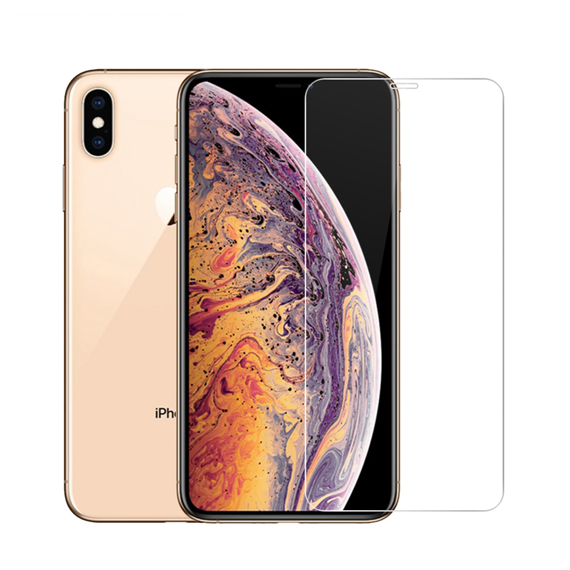 Tempered Glass For IPhone X XS XR Glass For IPhone 11 Pro MAX Screen Protector For IPhone 7 8 6s 6 PLUS SE 5 5S Protective Film