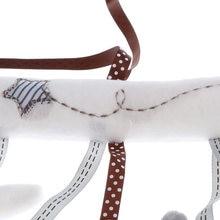 Симпатичная мягкая игрушка для детской коляски подвесная в форме