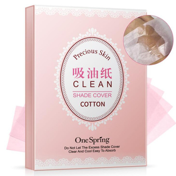 100pcs Refreshing Oil Absorbing Tissues Face Oil Blotting Paper Makeup Absorbing Sheets Easy Carry Film