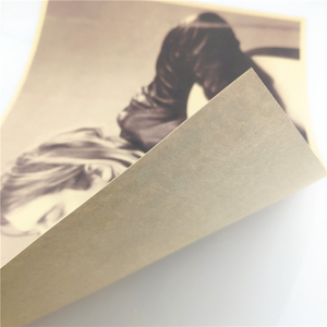 Image 5 - בציר קורט קוביין נירוונה סולן רוק פוסטר בית תפאורה בר רטרו קראפט נייר קיר מדבקת 51x35cm